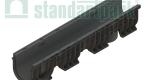 Лоток водоотводный пластиковый PolyMax Basic DN150 H200