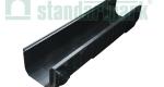 Лоток водоотводный пластиковый PolyMax Basic DN200 H200